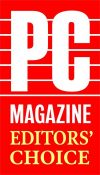 PC Magazine Editor's Choice